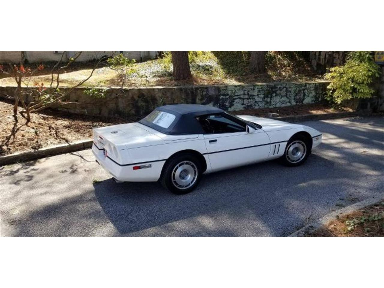 1987 Chevrolet Corvette (CC-1342976) for sale in Cadillac, Michigan
