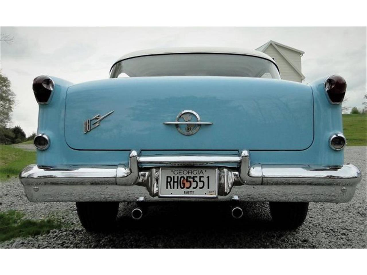 1955 Oldsmobile Rocket 88 (CC-1342978) for sale in Cadillac, Michigan