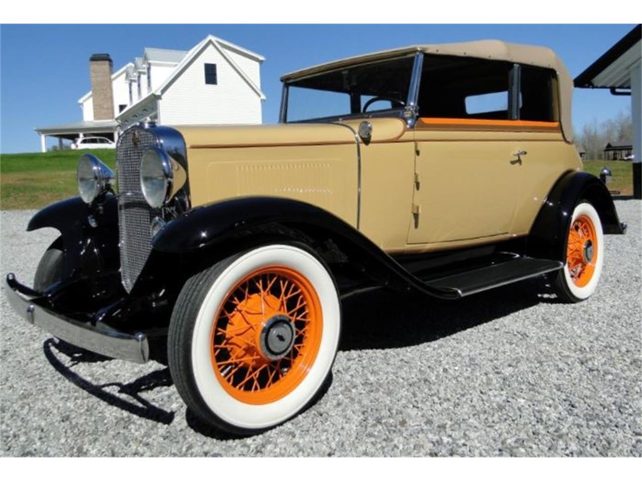 1931 Chevrolet Antique (CC-1342979) for sale in Cadillac, Michigan