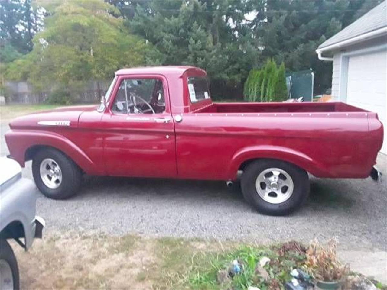 1961 Ford F100 (CC-1342981) for sale in Cadillac, Michigan