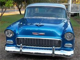 1955 Chevrolet Sedan (CC-1342982) for sale in Cadillac, Michigan