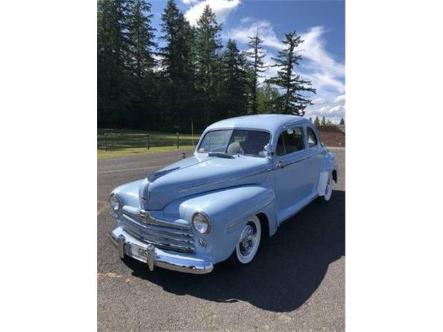 1948 Ford Super Deluxe (CC-1342983) for sale in Cadillac, Michigan
