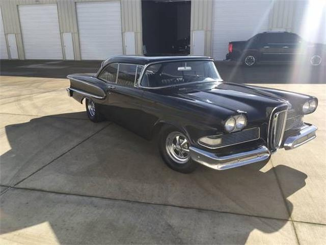 1958 Edsel Sedan (CC-1342984) for sale in Cadillac, Michigan