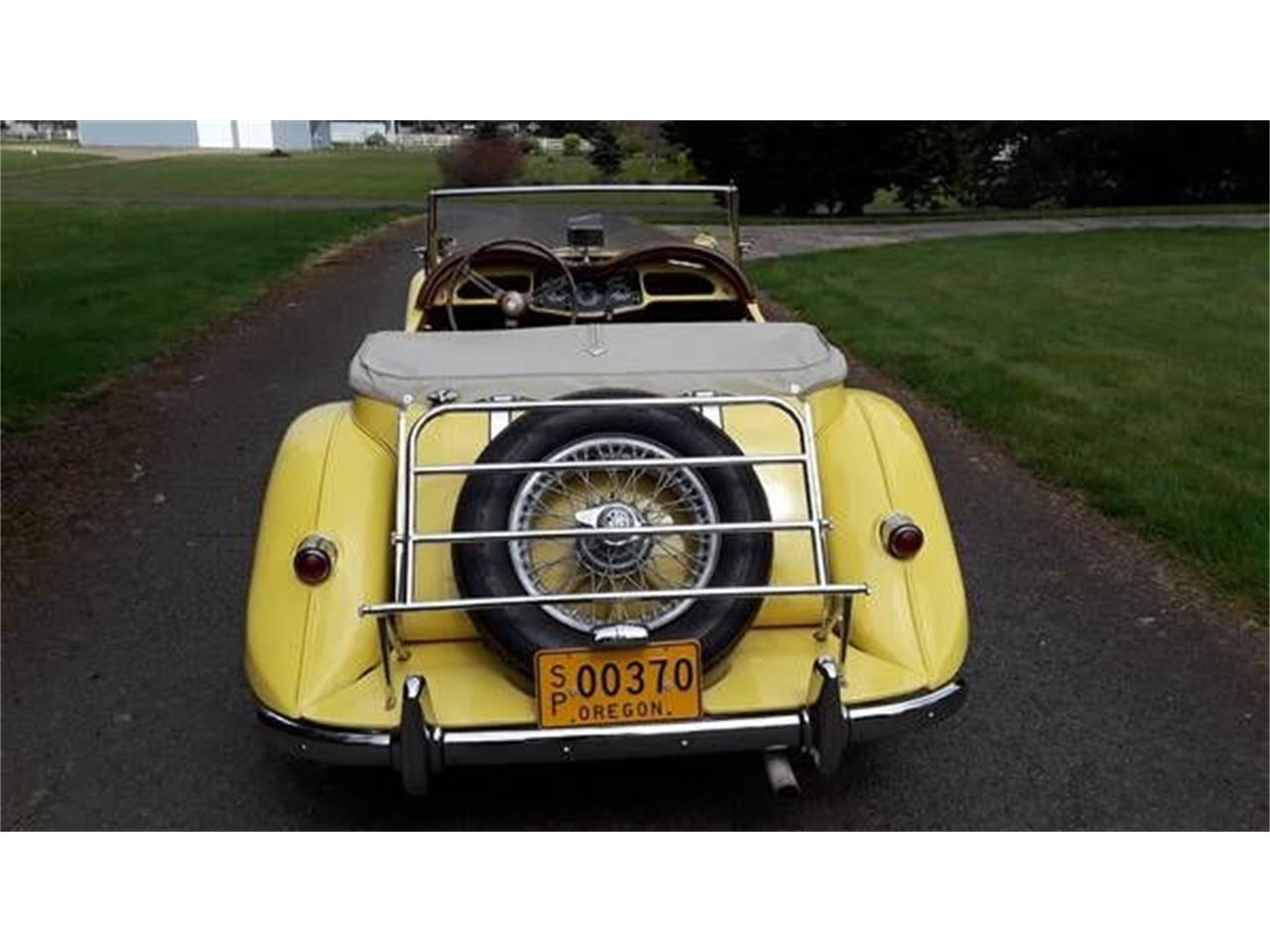 1954 MG TF (CC-1342986) for sale in Cadillac, Michigan