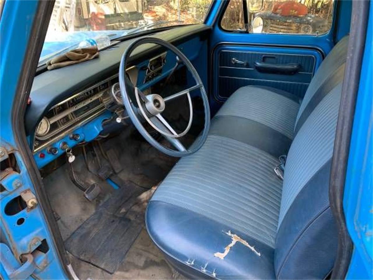 1970 Ford F250 (CC-1342990) for sale in Cadillac, Michigan