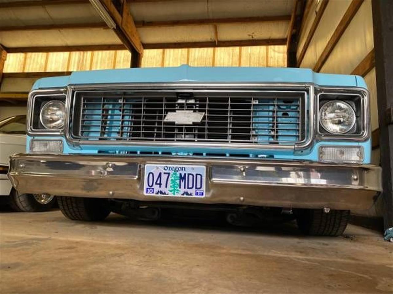1978 Chevrolet C10 (CC-1342992) for sale in Cadillac, Michigan