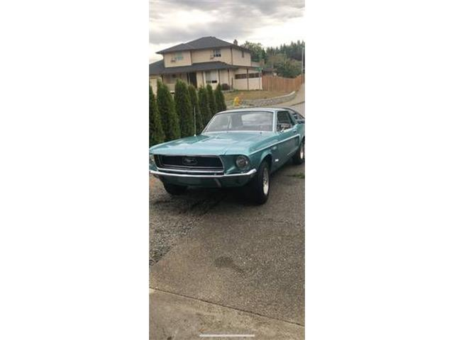 1968 Ford Mustang (CC-1342995) for sale in Cadillac, Michigan