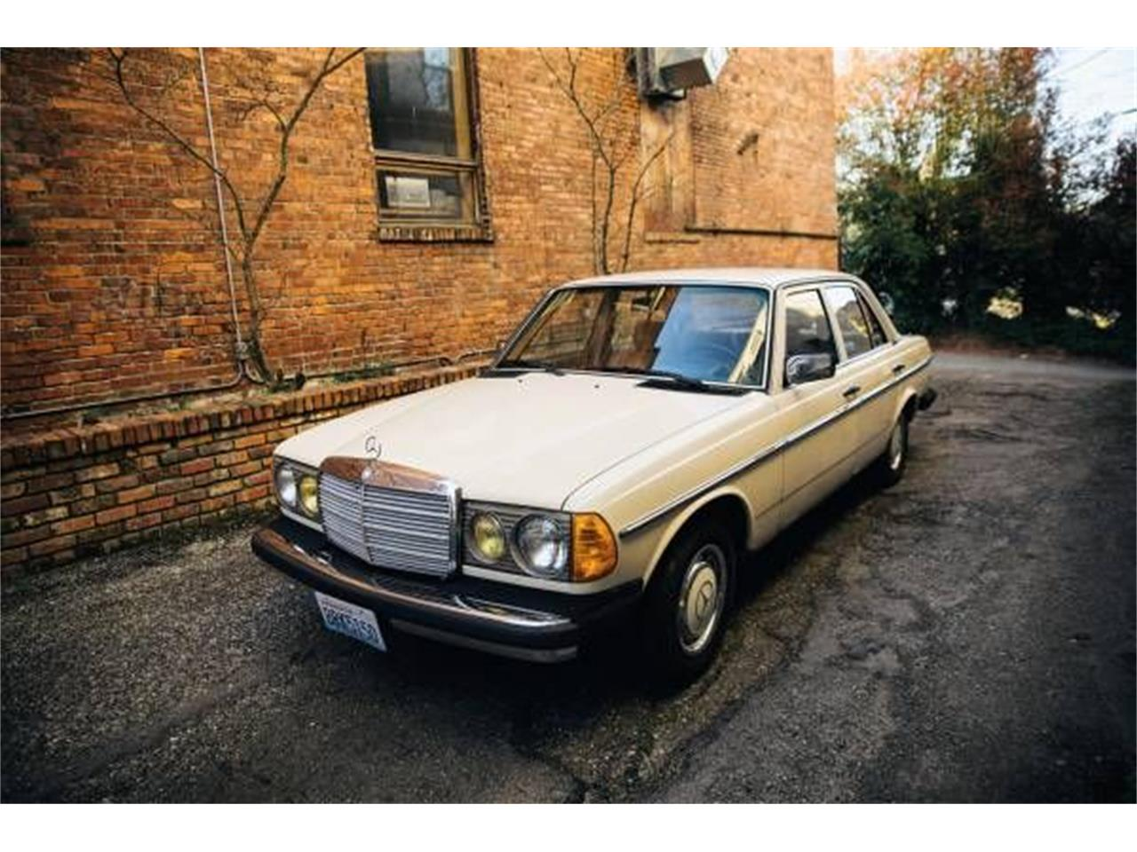 1980 Mercedes-Benz 240D (CC-1342996) for sale in Cadillac, Michigan
