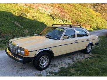 1979 Mercedes-Benz 240D (CC-1342997) for sale in Cadillac, Michigan