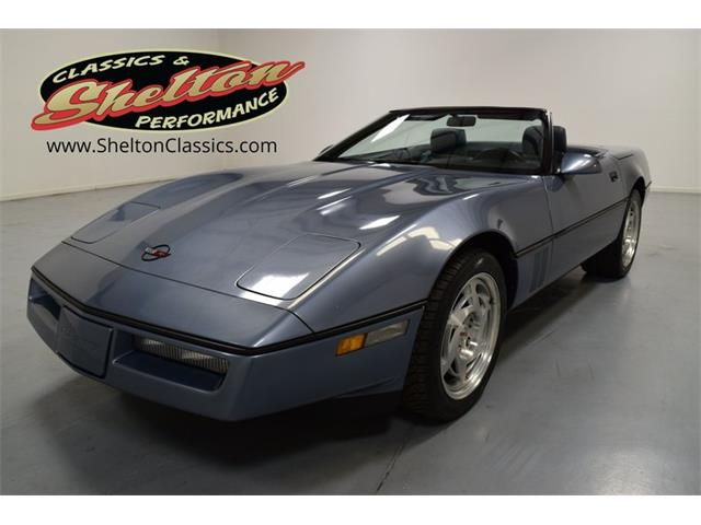 1990 Chevrolet Corvette (CC-1340300) for sale in Mooresville, North Carolina