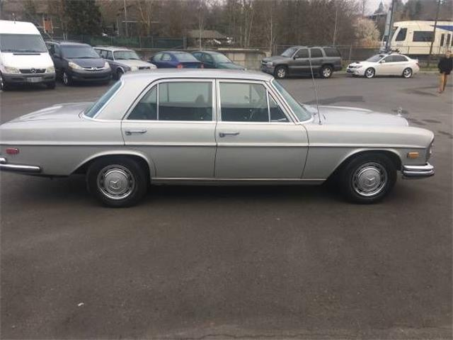 1969 Mercedes-Benz 280SE (CC-1343000) for sale in Cadillac, Michigan