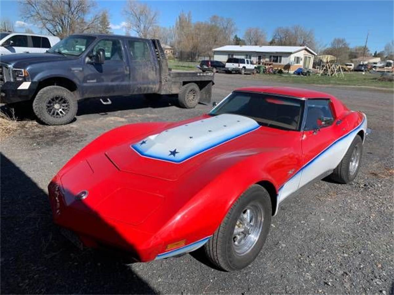 1973 Chevrolet Corvette (CC-1343001) for sale in Cadillac, Michigan