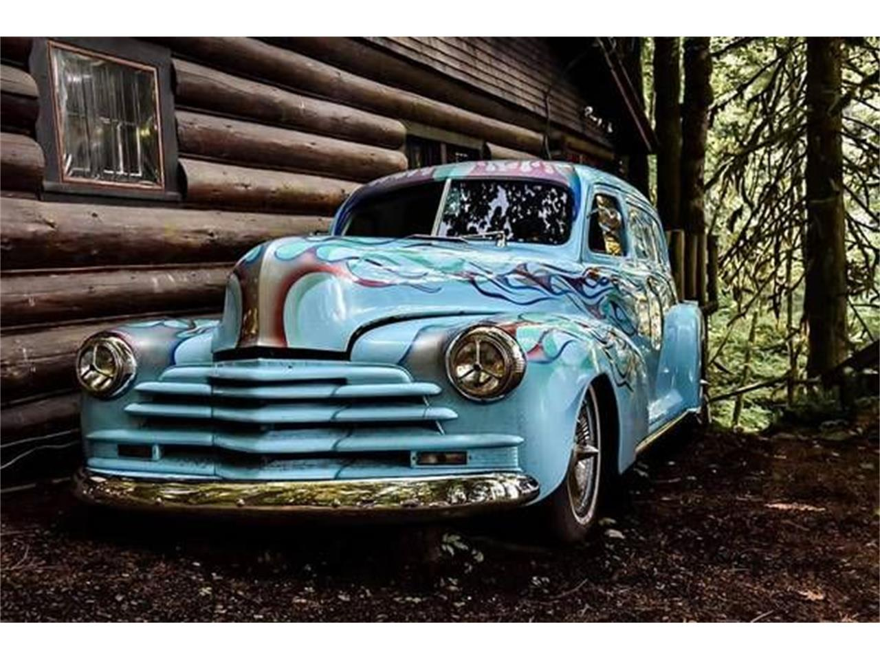 1948 Chevrolet Sedan Delivery (CC-1343002) for sale in Cadillac, Michigan