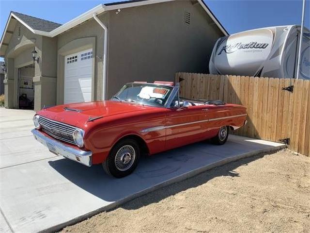 1963 Ford Falcon (CC-1343006) for sale in Cadillac, Michigan