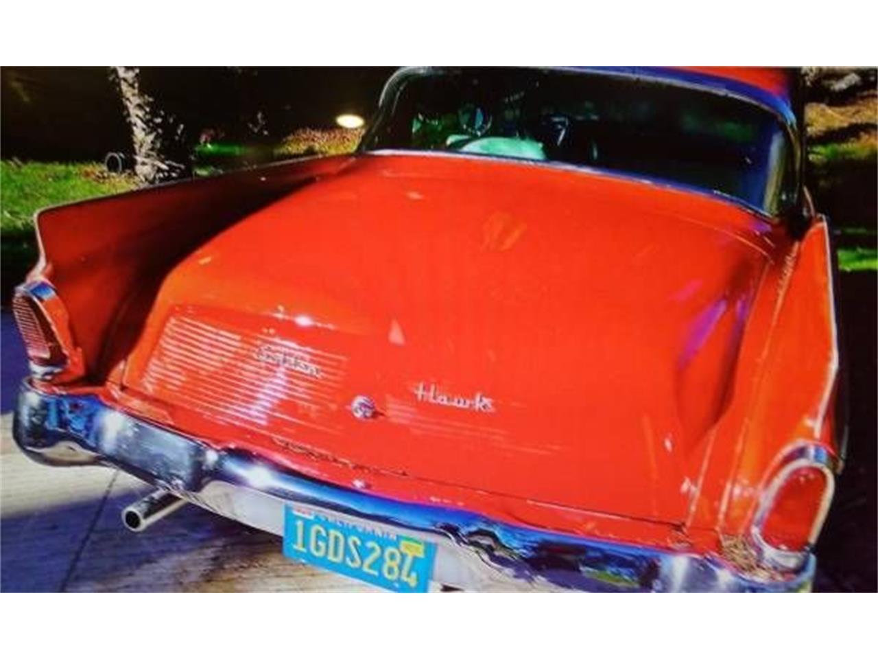 1956 Studebaker Golden Hawk (CC-1343010) for sale in Cadillac, Michigan