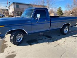1977 Ford F150 (CC-1343011) for sale in Cadillac, Michigan