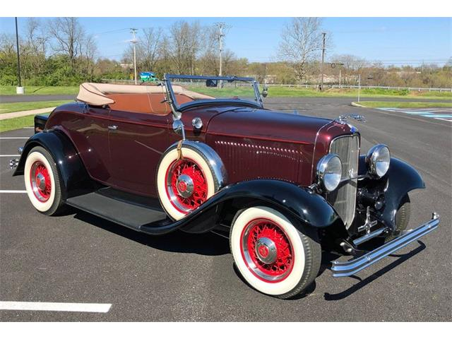 1932 Ford Deluxe (CC-1343083) for sale in West Chester, Pennsylvania