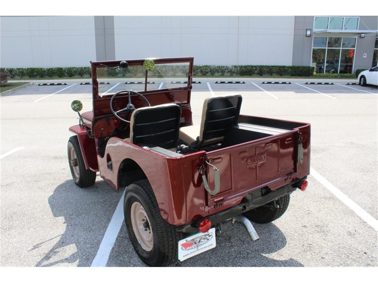 1947 Willys Jeep (CC-1343092) for sale in Sarasota, Florida