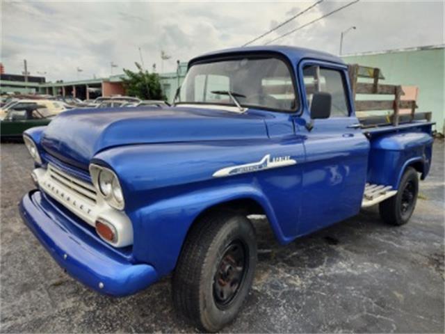 1958 Chevrolet Apache (CC-1343093) for sale in Miami, Florida