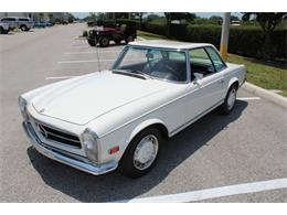 1968 Mercedes-Benz 250SL (CC-1343097) for sale in Sarasota, Florida