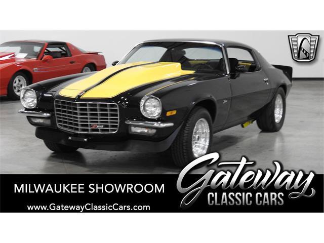 1972 Chevrolet Camaro (CC-1343121) for sale in O'Fallon, Illinois