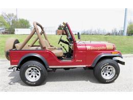 1980 Jeep CJ (CC-1343143) for sale in Dayton, Ohio