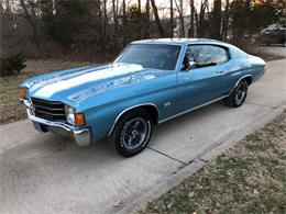 1972 Chevrolet Chevelle (CC-1340316) for sale in West Pittston, Pennsylvania
