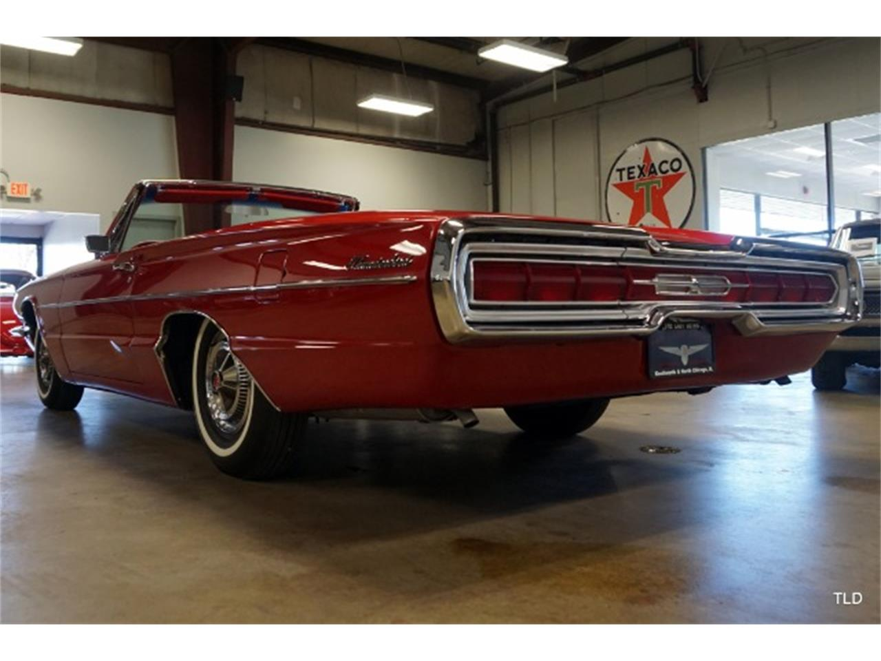 1966 Ford Thunderbird (CC-1343191) for sale in Chicago, Illinois