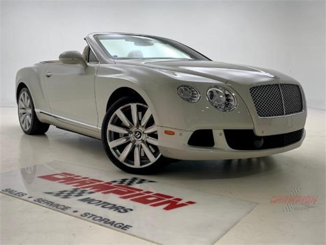 2012 Bentley Continental (CC-1343193) for sale in Syosset, New York