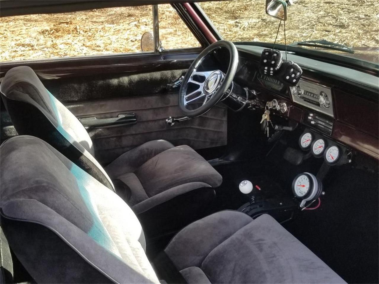 1966 Chevrolet Nova (CC-1340321) for sale in West Pittston, Pennsylvania