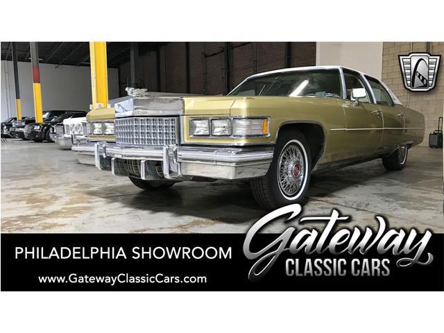 1976 Cadillac Fleetwood (CC-1343211) for sale in O'Fallon, Illinois