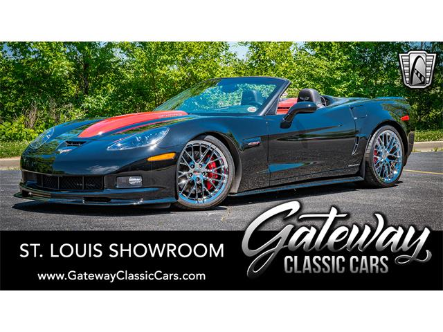 2013 Chevrolet Corvette (CC-1343224) for sale in O'Fallon, Illinois