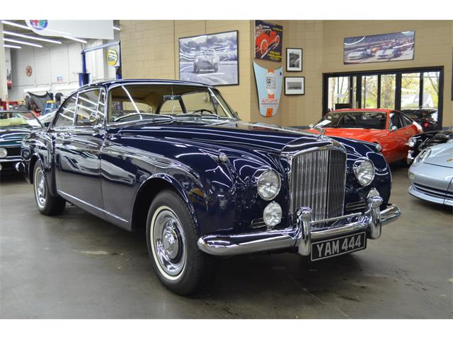 1961 Bentley Continental