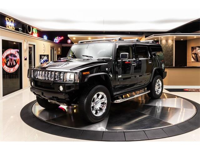 2003 Hummer H2 (CC-1343281) for sale in Plymouth, Michigan