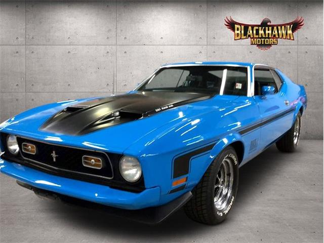 1973 Ford Mustang (CC-1343338) for sale in Gurnee, Illinois