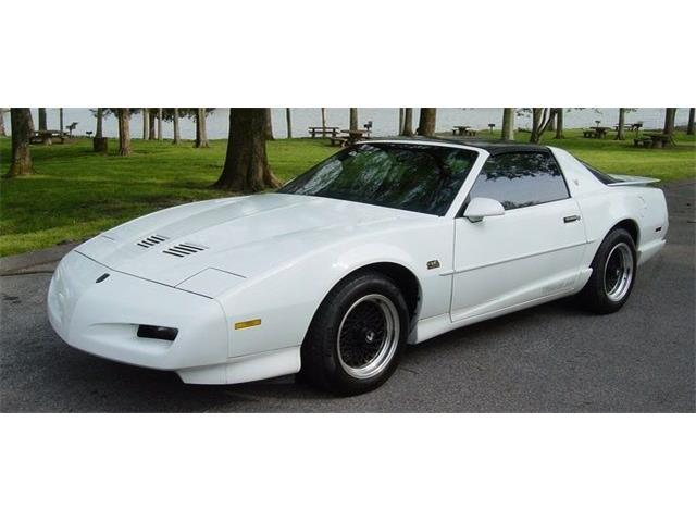 1992 Pontiac Firebird Trans Am (CC-1343349) for sale in Hendersonville, Tennessee