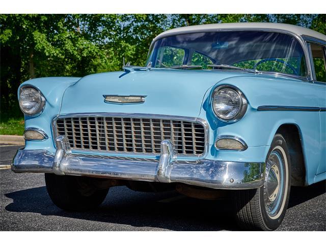 1955 Chevrolet Bel Air (CC-1343350) for sale in O'Fallon, Illinois