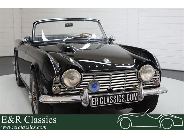 1963 Triumph TR4 (CC-1343356) for sale in Waalwijk, Noord Brabant