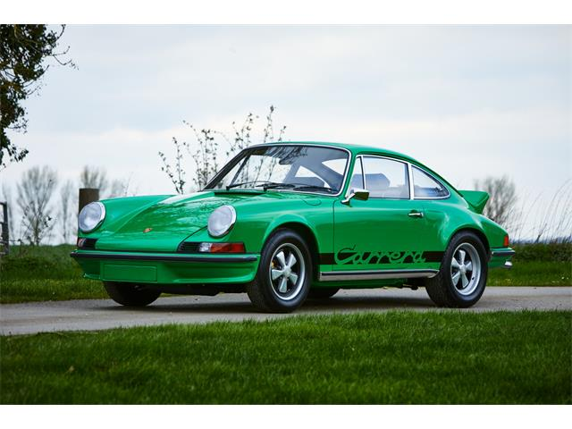 1973 Porsche 911 Carrera (CC-1343359) for sale in Huntington Station, New York
