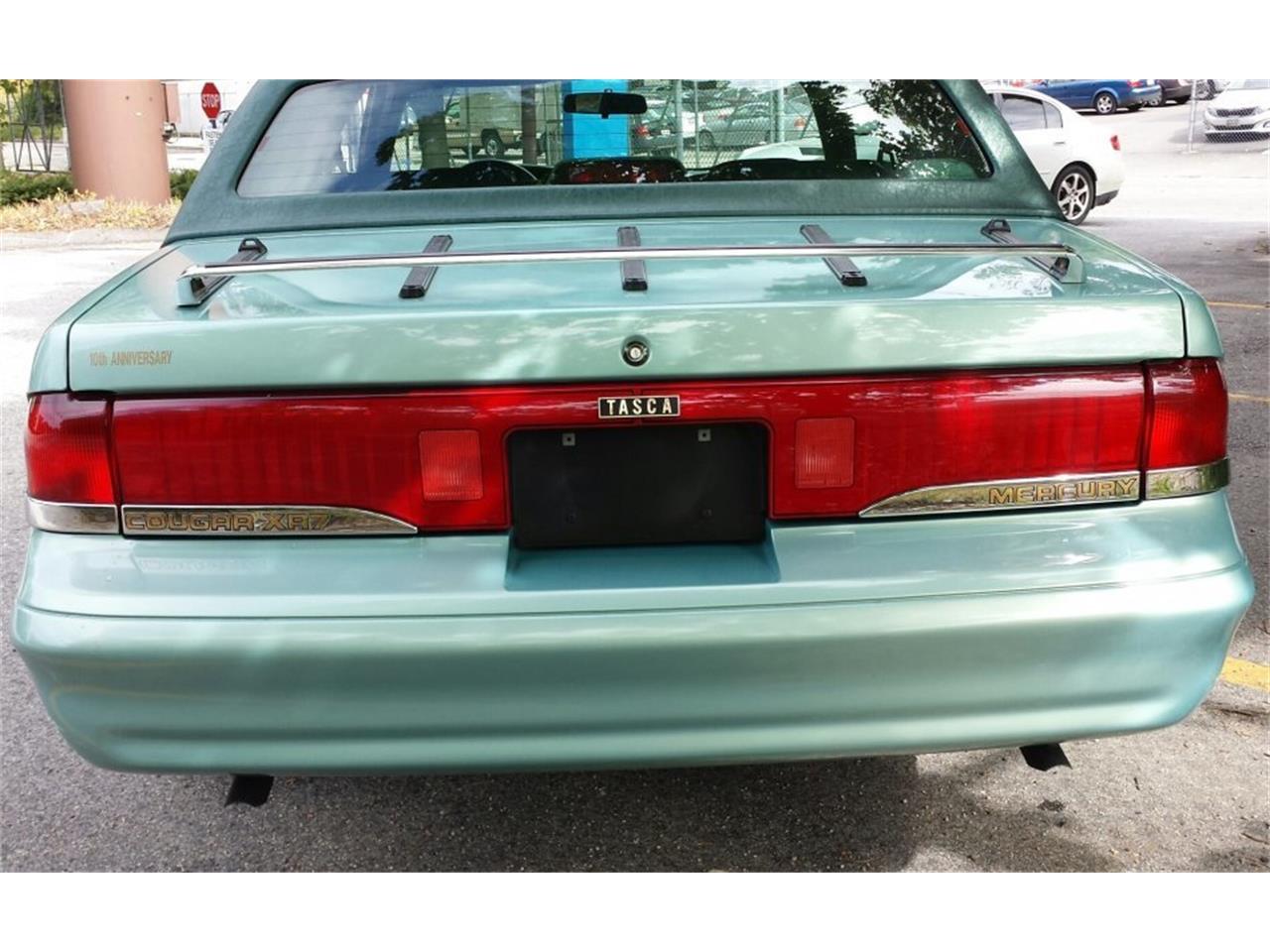 1994 Mercury Cougar (CC-1343384) for sale in Lake Hiawatha, New Jersey