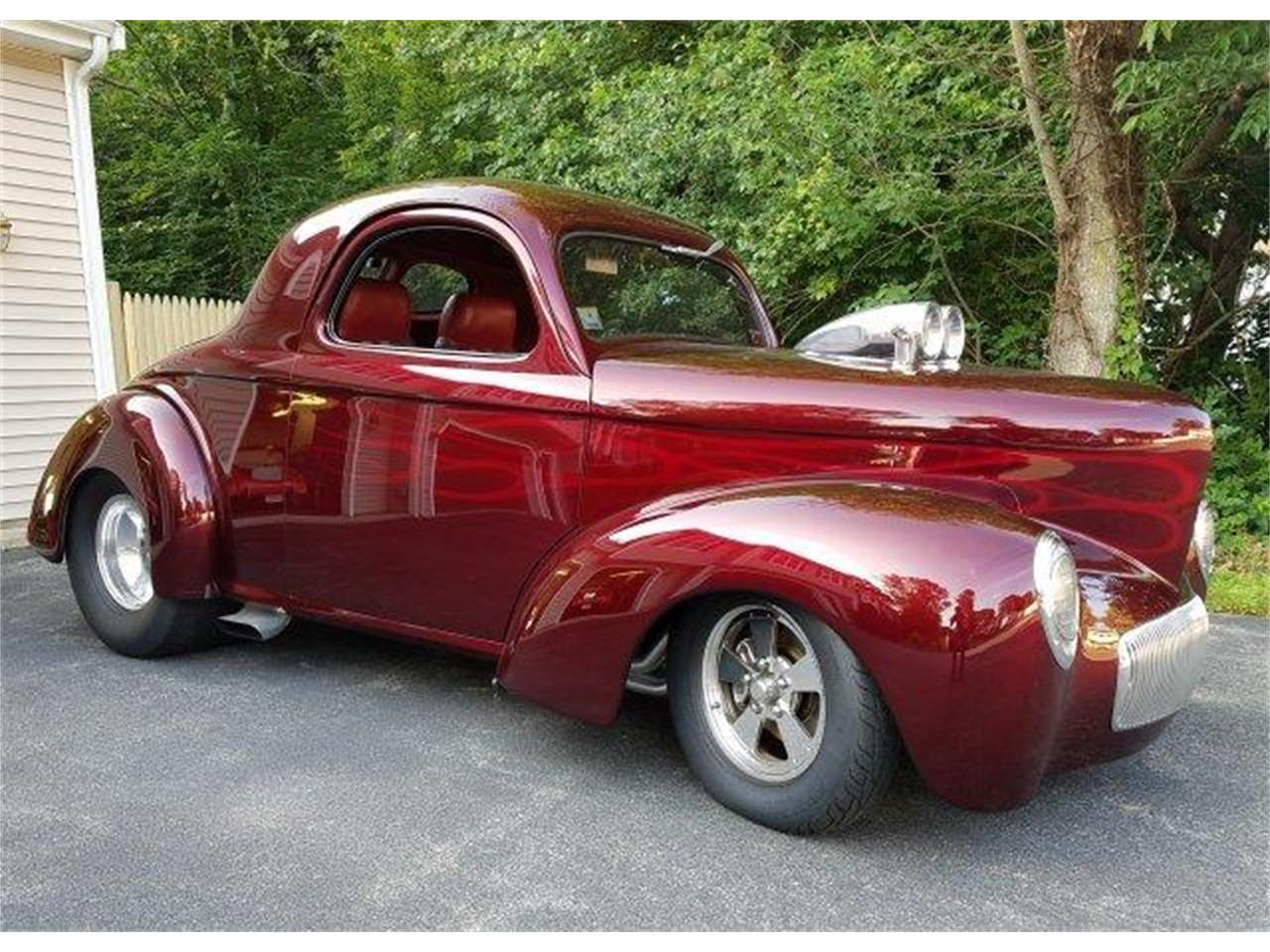 1941 Willys Coupe (CC-1343387) for sale in Lake Hiawatha, New Jersey