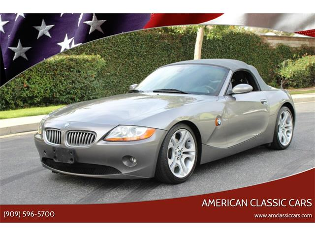 2003 BMW Z4 (CC-1340339) for sale in La Verne, California