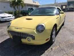 2002 Ford Thunderbird (CC-1340342) for sale in Miami, Florida