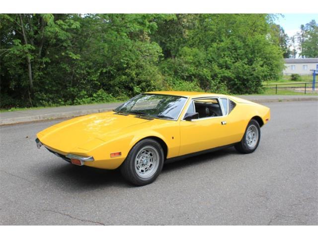 1971 De Tomaso Pantera (CC-1343450) for sale in Tacoma, Washington