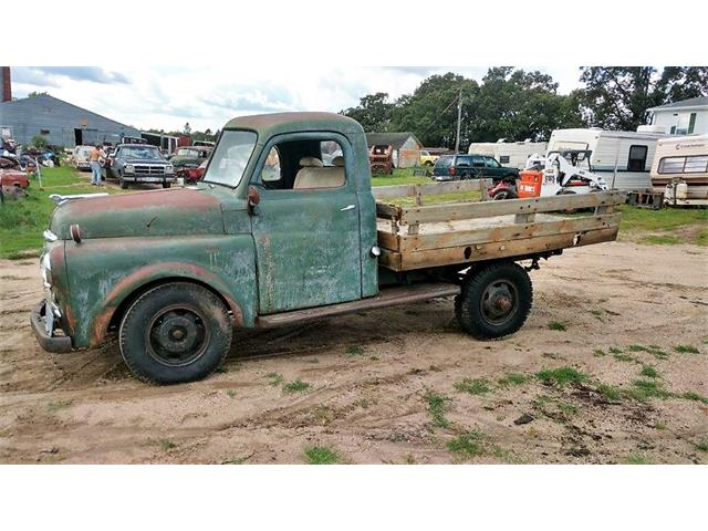 1952 Dodge 1/2-Ton Pickup (CC-1343457) for sale in Parkers Prairie, Minnesota