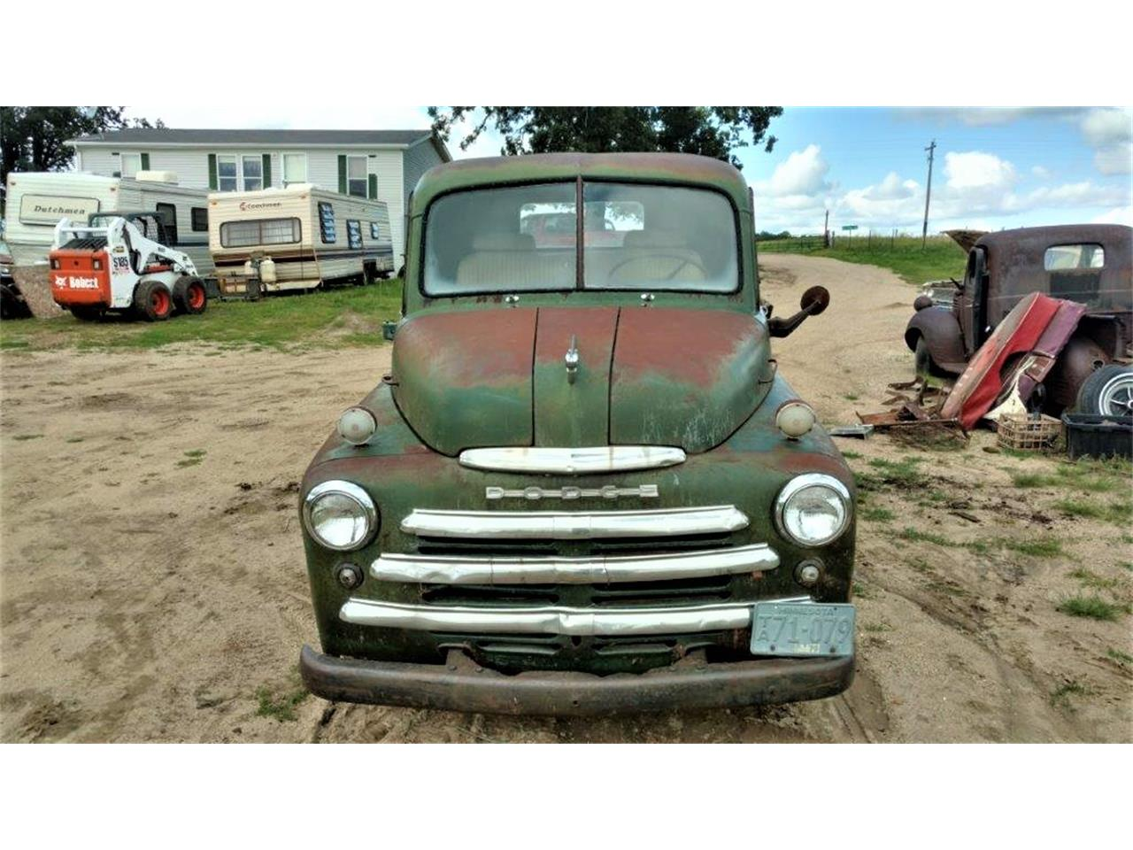 1952 Dodge 1/2 Ton Pickup (CC-1343457) for sale in Parkers Prairie, Minnesota