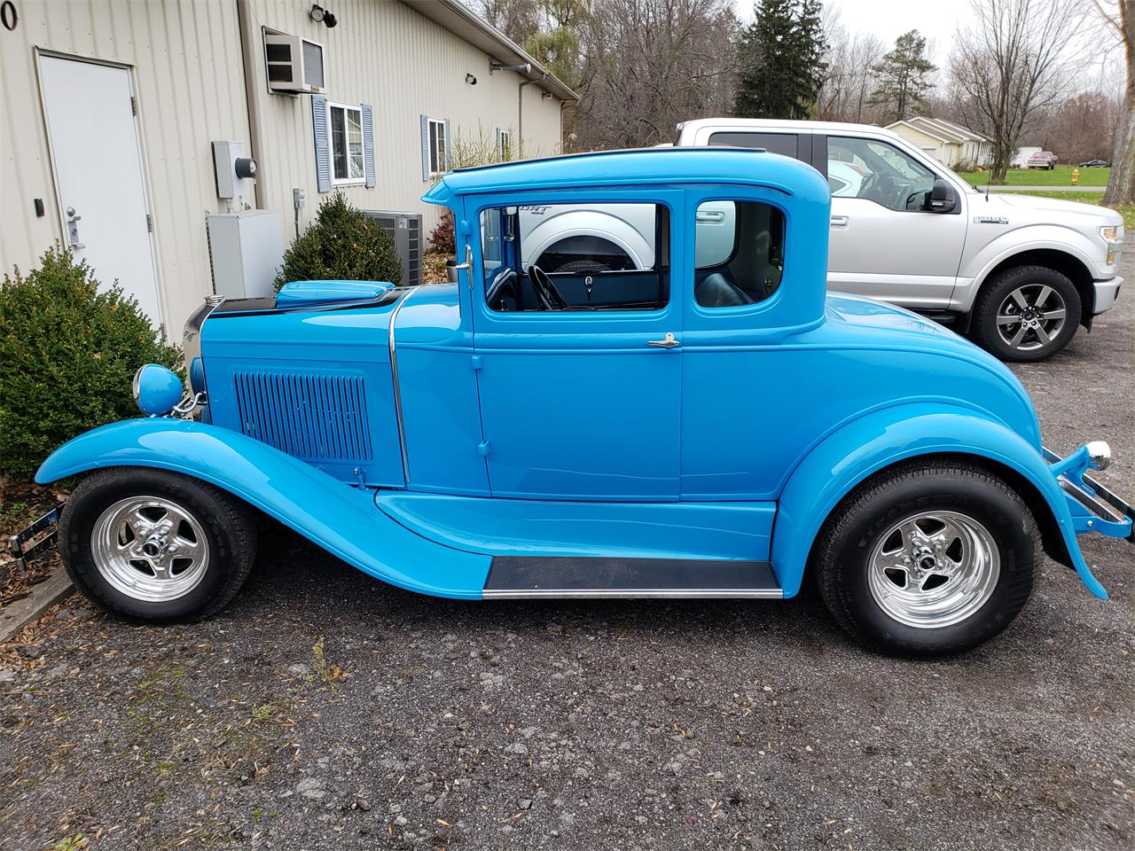 1930 Ford 5-Window Coupe (CC-1343461) for sale in Newfane, New York