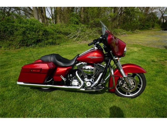 2013 Harley-Davidson Street Glide (CC-1343489) for sale in Monroe, New Jersey
