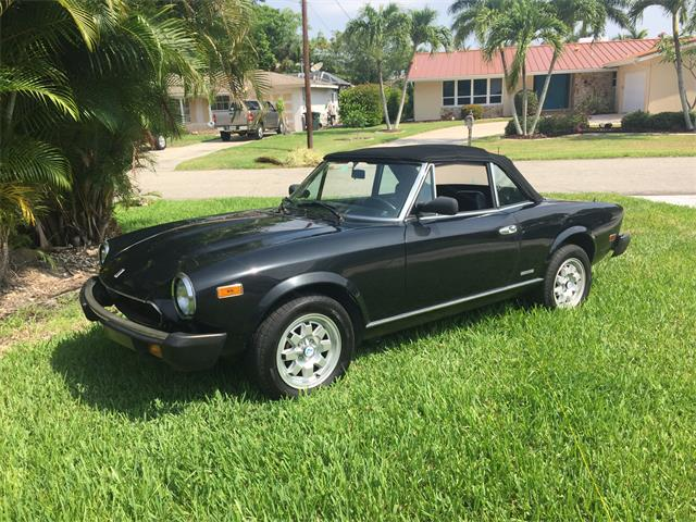 1985 Fiat Pininfarina Azzurra (CC-1343494) for sale in Fort Myers , Florida