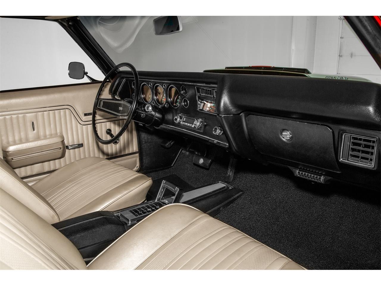 1970 Chevrolet Chevelle (CC-1340352) for sale in Des Moines, Iowa